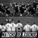 Matchs de légende - Midi Olympique