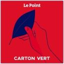 Carton vert - Le Point