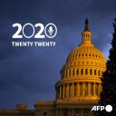 Twenty Twenty : une folle année américaine - AFP Podcasts