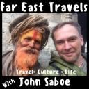 Far East Travels Podcast - John Saboe