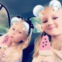 Besties from birth - Queeny Addison rae