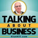 Talking About Business - Alun Hill