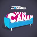 Vu du Canap' - CloneWeb