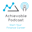 Achievable Podcast - FINRA SIE and finance career tips - achievable