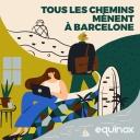 Tous les chemins mènent à Barcelone - Equinox Radio