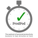 ProdPod, a Productivity Podcast - Ray Sidney-Smith - rsidneysmith.com - Your Productivity Guide