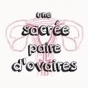 Une Sacrée Paire d'Ovaires - Marie Bongars