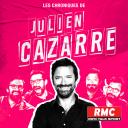 Julien Cazarre - RMC