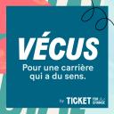 VÉCUS - Une carrière qui a du sens. - Ticket for Change