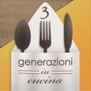 Tre generazioni in cucina - Jacopo Pellarin