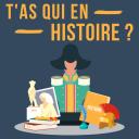T'as qui en Histoire ? - Stéphane Genêt