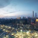 Knooppunt Shanghai - AXA Investment Managers