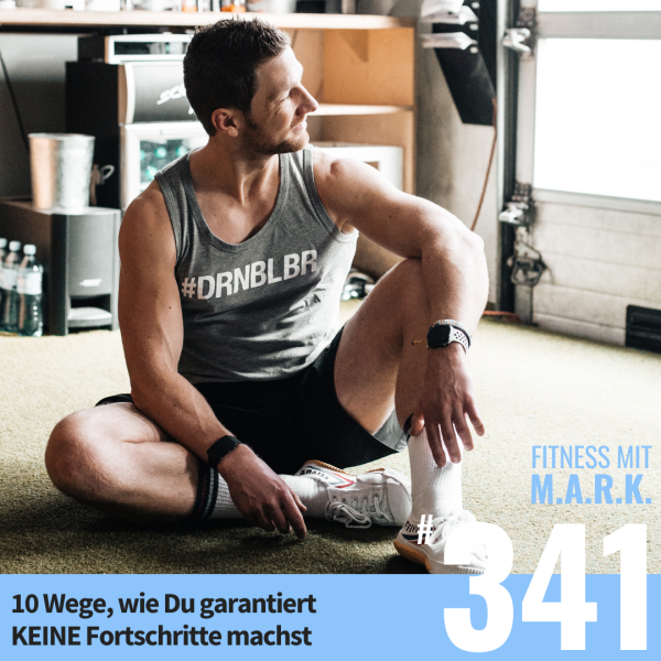Fitness mit M.A.R.K. - Abnehmen, Muskelaufbau, Ernährung und Motivation fürs Training