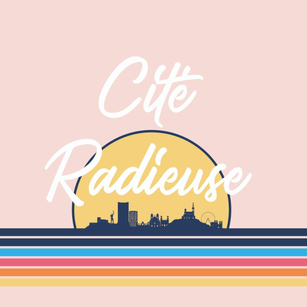 Cité Radieuse par Caroline Bindel