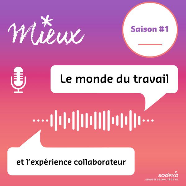 MIEUX, le podcast sur le monde du travail et l'expérience collaborateur