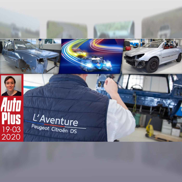 L'automobile by Auto Plus
