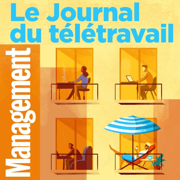 JT : le Journal du Télétravail