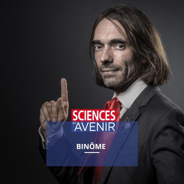 Binôme - Cédric Villani discute de l'intelligence artificielle