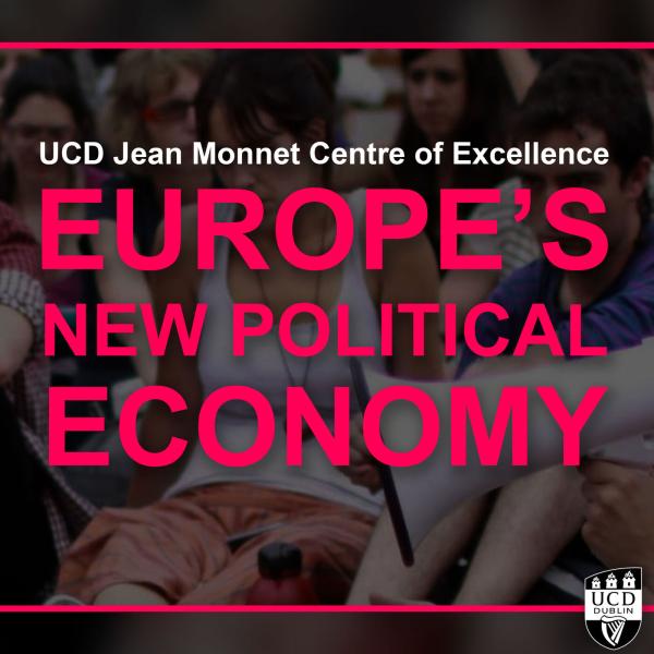 Europe's New Political Economy