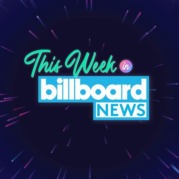This Week In Billboard News