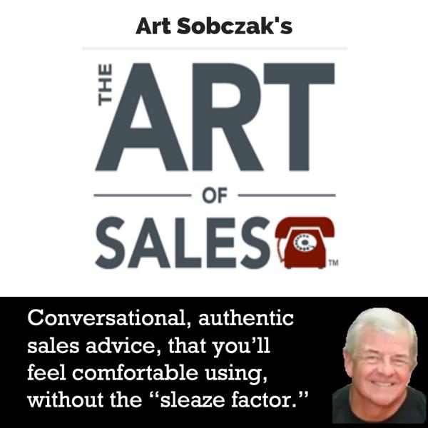 The Art of Sales with Art Sobczak