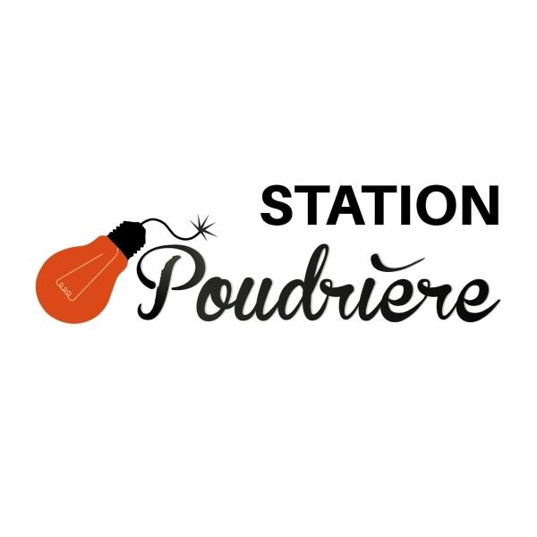 Station Poudrière
