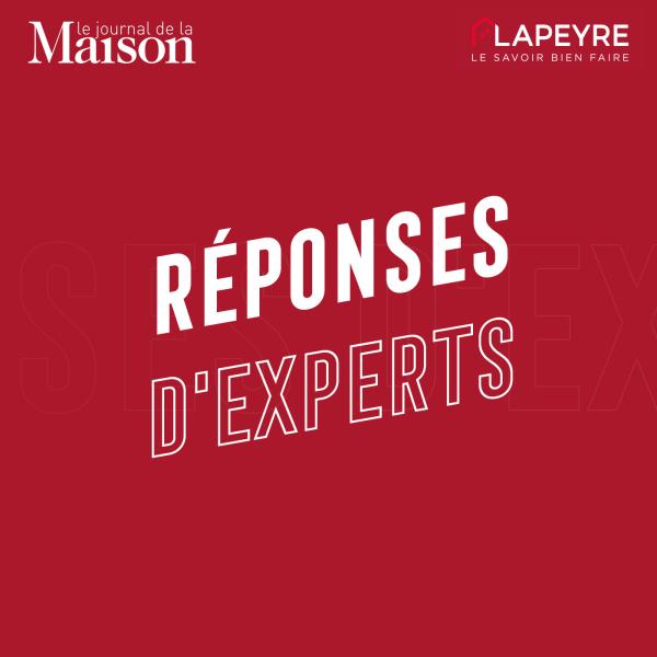 Réponses d'experts