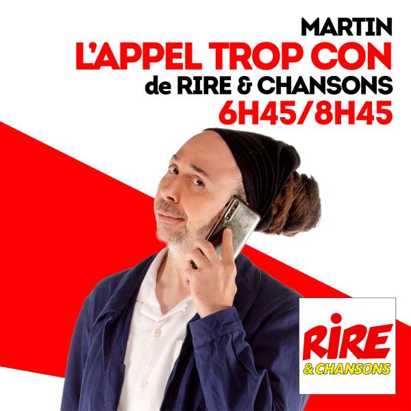 L'appel trop con de Rire & Chansons