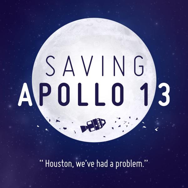 Saving Apollo 13 👨🚀