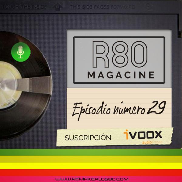 Remake a los 80, cine y videoclub
