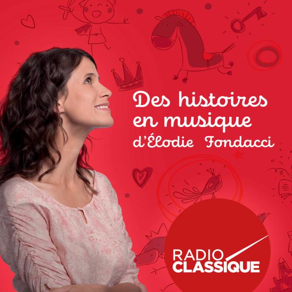 Des histoires en musique d'Elodie Fondacci