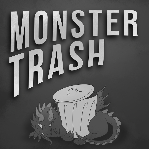 Monster Trash: A Monster Erotica Review Series