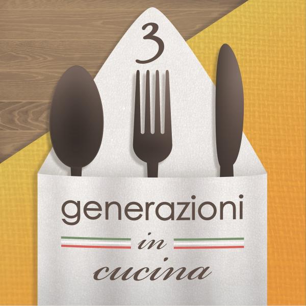 Tre generazioni in cucina
