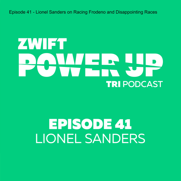 Zwift PowerUp Tri Podcast