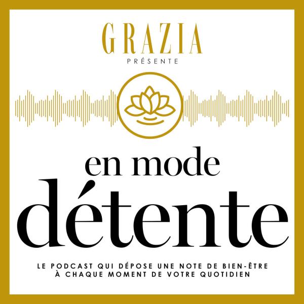 Grazia, en mode détente