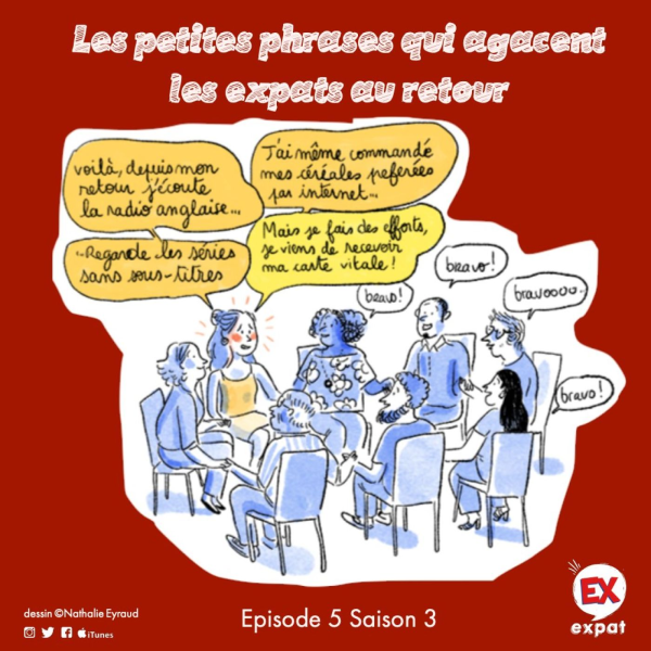 Ex Expat Le Podcast