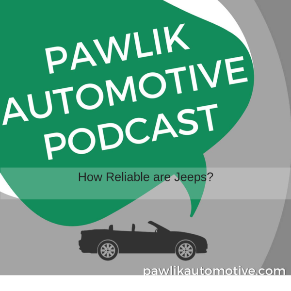 Pawlik Automotive Podcast