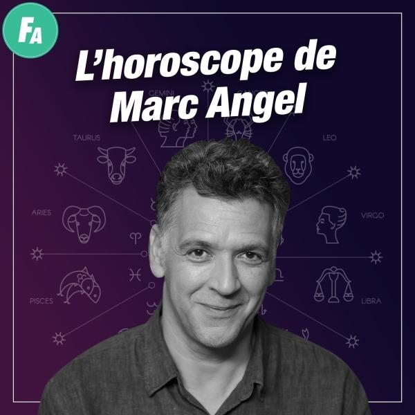 L'horoscope de Marc Angel